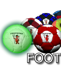 Buy a Footbag from the best store on the web!