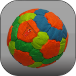 NEON FLUX Footbag