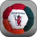 PANDORUM Footbag